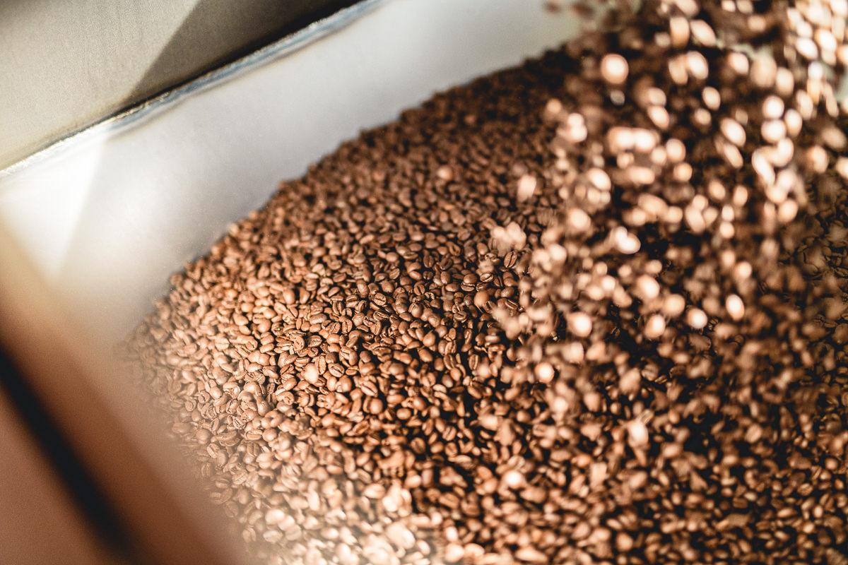 Amann Kaffee Ursprung Qualität Rohkaffee